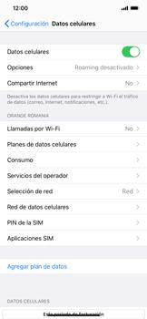 Configurar internet - Apple iPhone 11 - Passo 8