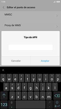 Configurar internet - Xiaomi Redmi Note 4 - Passo 12