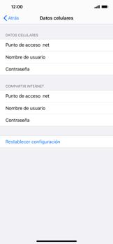 Configurar internet - Apple iPhone 11 - Passo 7