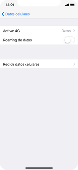Configurar internet - Apple iPhone X - Passo 9
