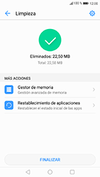 Liberar espacio en el teléfono - Huawei P10 Lite - Passo 5