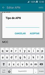 Configurar internet - Samsung Galaxy J1 2016 (J120) - Passo 12