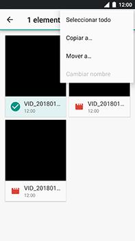 Liberar espacio en el teléfono - Xiaomi Mi A1 - Passo 27