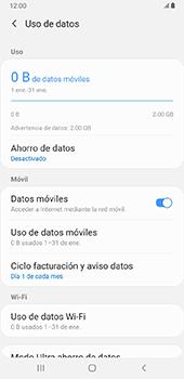 Configurar internet - Samsung Galaxy J8 - Passo 6