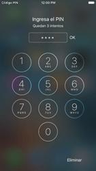 Configurar internet - Apple iPhone 6s (iOS9) - Passo 16