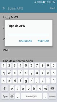Configurar internet - Samsung Galaxy J7 2016 (J710) - Passo 13