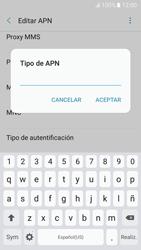 Configurar internet - Samsung Galaxy A3 2017 (A320) - Passo 13
