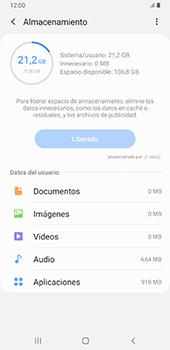 Liberar espacio en el teléfono - Samsung Galaxy A9 (2018) - Passo 18