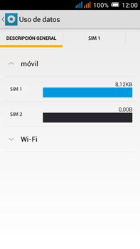 Configurar internet - Alcatel Pop C9 - Passo 5