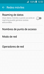Configurar internet - Samsung Galaxy J1 2016 (J120) - Passo 6