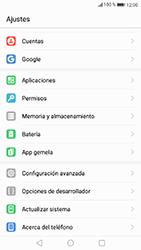 Liberar espacio en el teléfono - Huawei P10 Lite - Passo 2