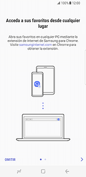 Configurar internet - Samsung Galaxy S8 (G950U) - Passo 21