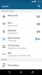 Configurar el equipo para navegar en modo de red LTE - HTC One M9 - Passo 4