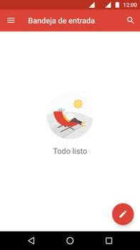 Configurar el correo electrónico - Motorola Moto G4 - Passo 6