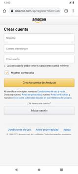 Suscripción de Amazon Prime por VIVA APP - Android VIVA APP - Passo 15