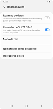 Configurar internet - Samsung Galaxy A9 (2018) - Passo 8