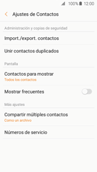 Sincronizar contactos con una cuenta Gmail - Samsung Galaxy J2 Prime (2016) - Passo 10