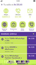 Suscripción y desuscripción de una bolsa de MB - iOS VIVA APP - Passo 5