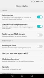 Configurar el equipo para navegar en modo de red LTE - Huawei Y6II - Passo 6