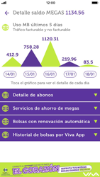 Resumen de uso de datos - iOS VIVA APP - Passo 4