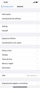 Liberar espacio en el teléfono - Apple iPhone 11 - Passo 3