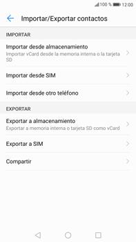 Sincronizar contactos con una cuenta Gmail - Huawei Mate 9 - Passo 7