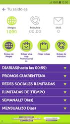 Suscripción y desuscripción de una bolsa de MB - Android VIVA APP - Passo 10