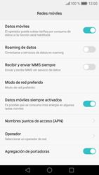 Configurar internet - Huawei P9 - Passo 5