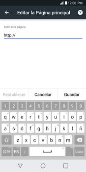 Configurar internet - LG G6 - Passo 26